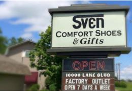 sven shoes
